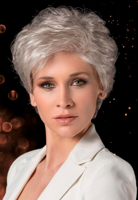 Peluca de Pelo Corto Beauty Hair Society de Ellen Wille