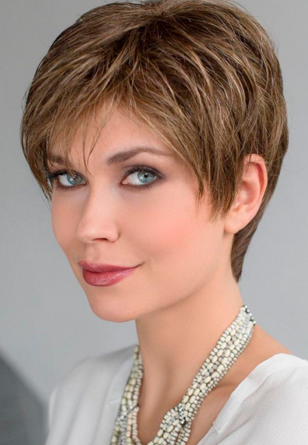 Peluca de Pelo Corto Select Hair Society de Ellen Wille